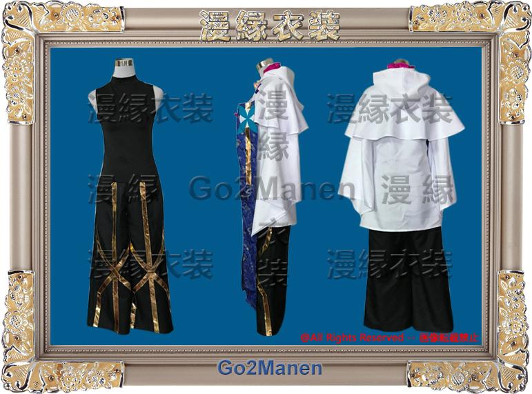 コスプレ衣装◆W404◎FGO Fate/Grand Order フェイト・グランドオーダー マーリン_画像2
