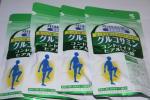 hkfkr814 - 小林製薬 グルコサミン コンドロイチン ヒアルロン酸240粒4袋セット