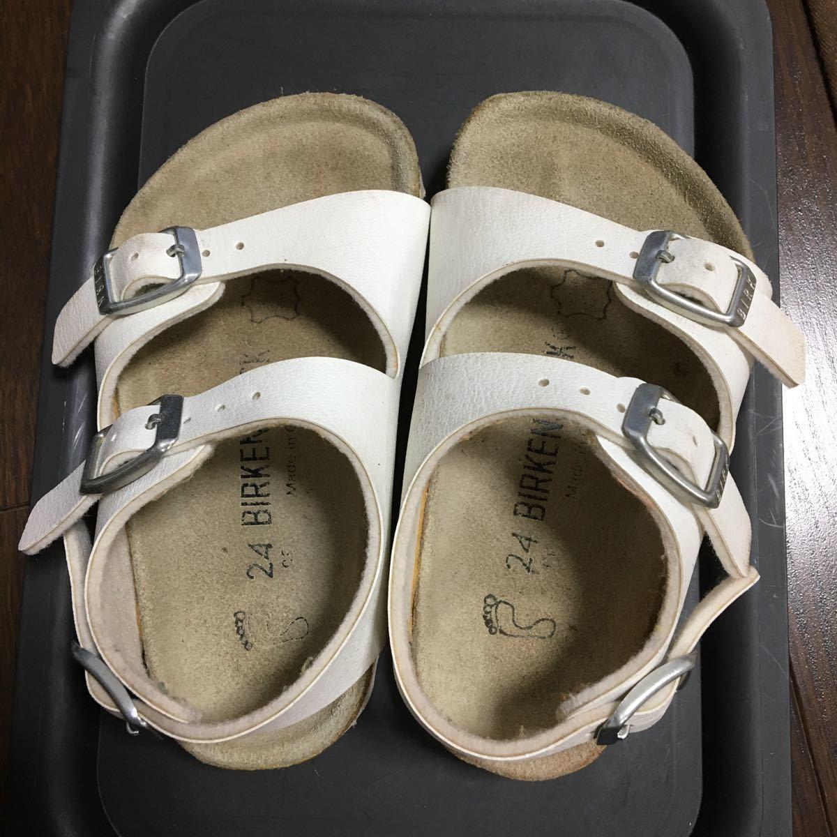 white white sandals Kids child