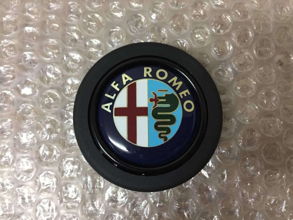 Horn Button for ALFA ROMEO /& MOMO Steering Wheel