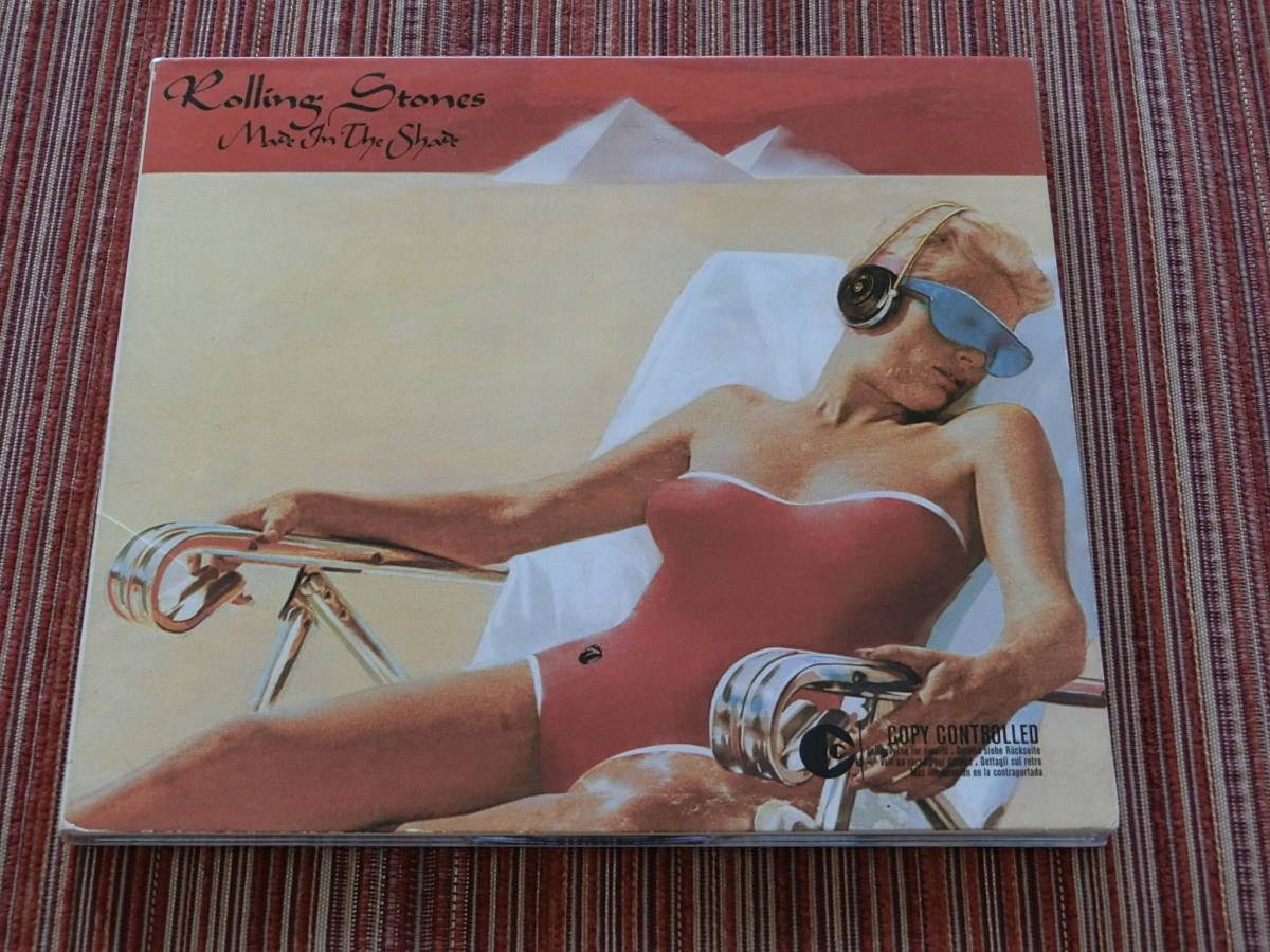 ■U8■ザ・ローリング・ストーンズ■THE ROLLING STONES■Made in the Shade■輸入盤■美品■_画像1
