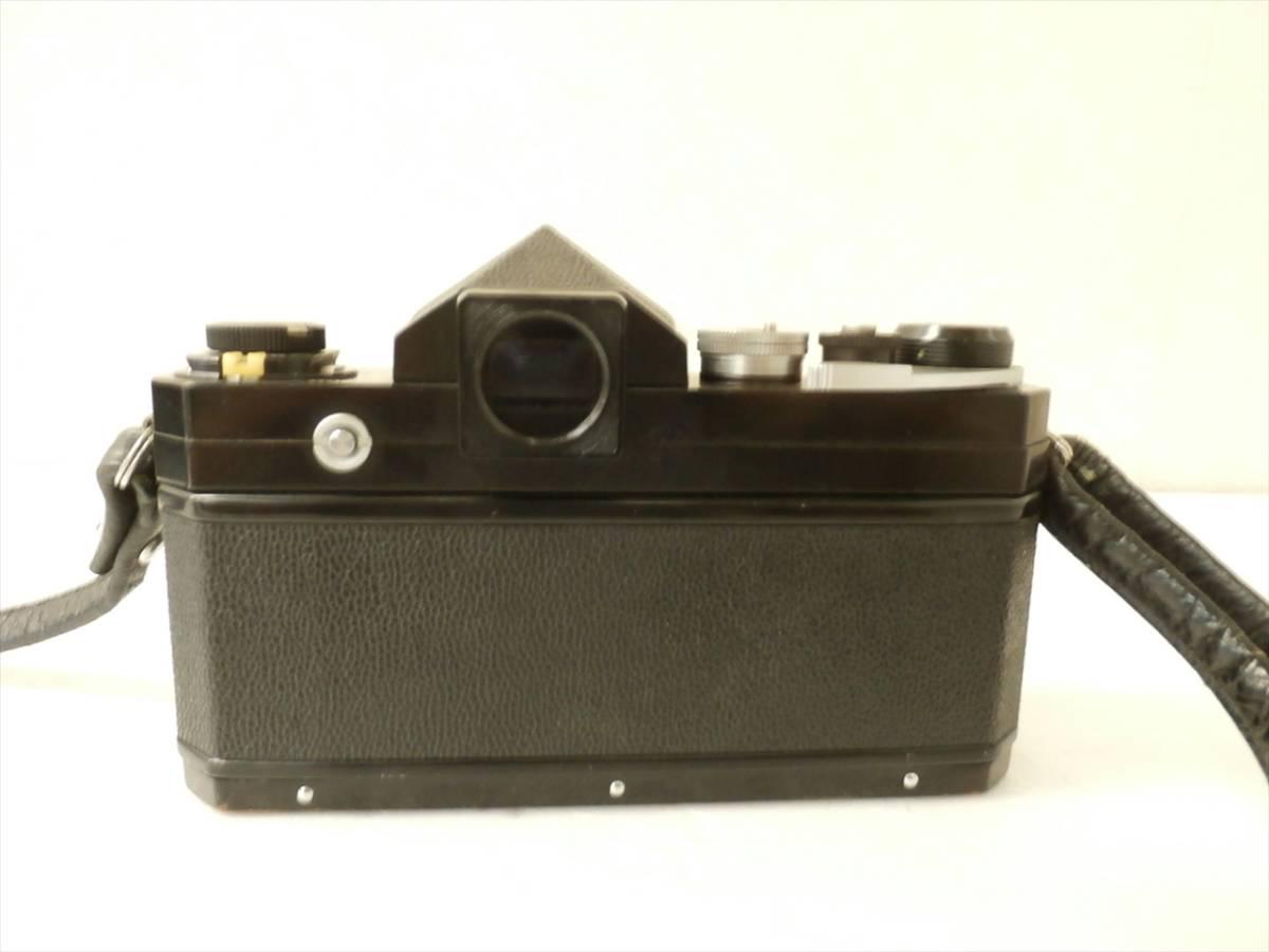 1円~Nikon F エフ 一眼レフフィルムカメラ レンズ 1:3.5 f43~86mm ニコン_画像5