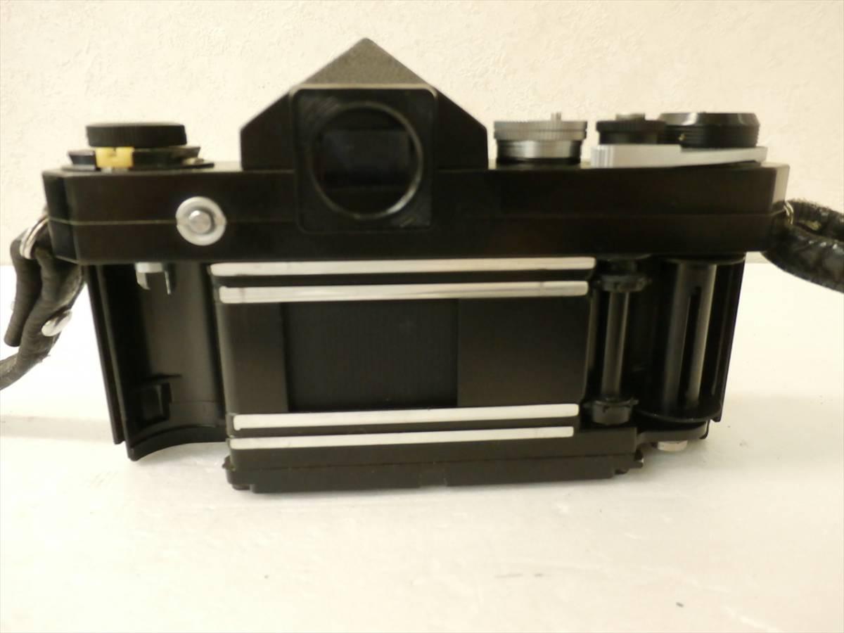 1円~Nikon F エフ 一眼レフフィルムカメラ レンズ 1:3.5 f43~86mm ニコン_画像6