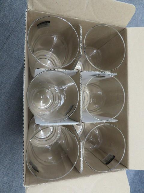 14-34076 未使用 東洋佐々木ガラス シロッコ タンブラー 6個入 B-17115HSC グラス コップ ガラス 業務用 ビールグラス カクテル 喫茶店_画像2