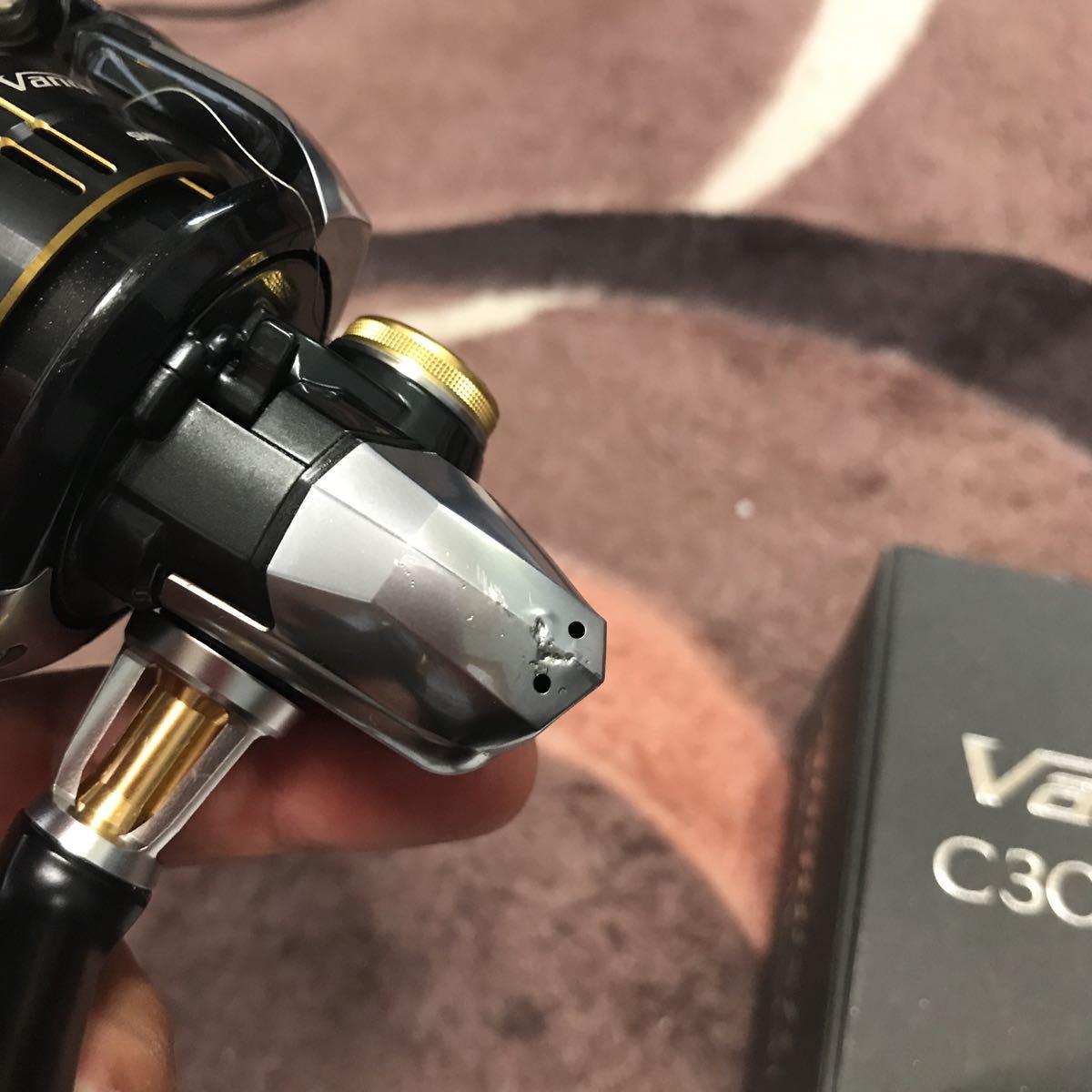 ヴァンキッシュ Vanquish リミテッドエディション c3000HGSDH ジャンク、部品取り 格安出品_画像6