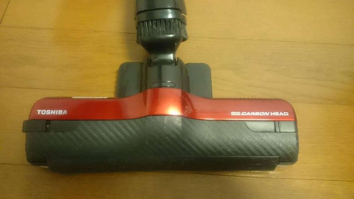 東芝 TOSHIBA サイクロン掃除機 TORNEO VC-SG513_画像5