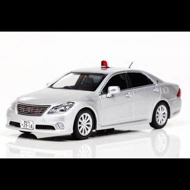 1/43 レイズ RAI'S トヨタ クラウン (GRS202) 2013 愛媛県警察交通部交通機動隊車両_画像1