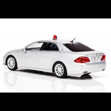 1/43 レイズ RAI'S トヨタ クラウン (GRS202) 2013 愛媛県警察交通部交通機動隊車両_画像3