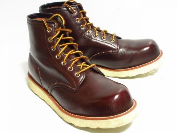 bdcadfdf8f535 prompt decision CEDAR CREST 26.5cm beautiful goods leather Work ...