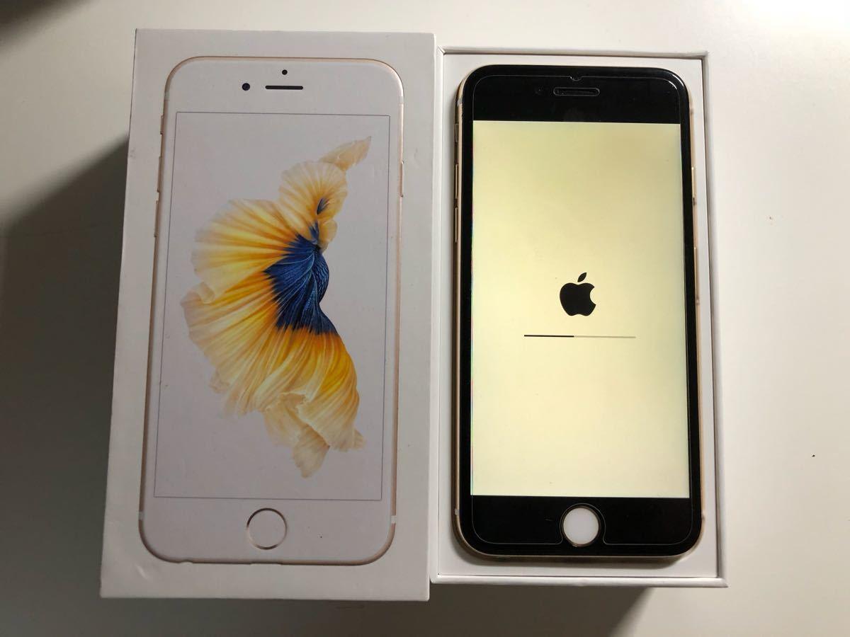 【simフリー】iPhone6s 128g ジャンク扱い