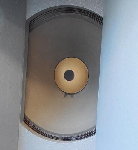 ALTEC LANSING/アルテック◇A7 エンクロージャー スピーカー ホーン ユニット 902-8A 511B HORN N1201-8A 札幌市内限定_画像5