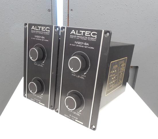ALTEC LANSING/アルテック◇A7 エンクロージャー スピーカー ホーン ユニット 902-8A 511B HORN N1201-8A 札幌市内限定_画像6