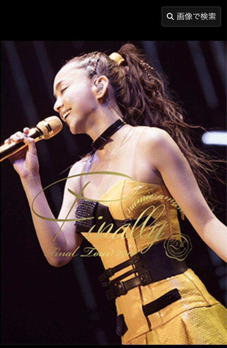 Amuro Namie namie amuro Final Tour 2018 ~Finally~ ( Tokyo Dome ..+ Okinawa Live + Sapporo dome ..)[ first record ]DVD5 sheets set new goods unopened
