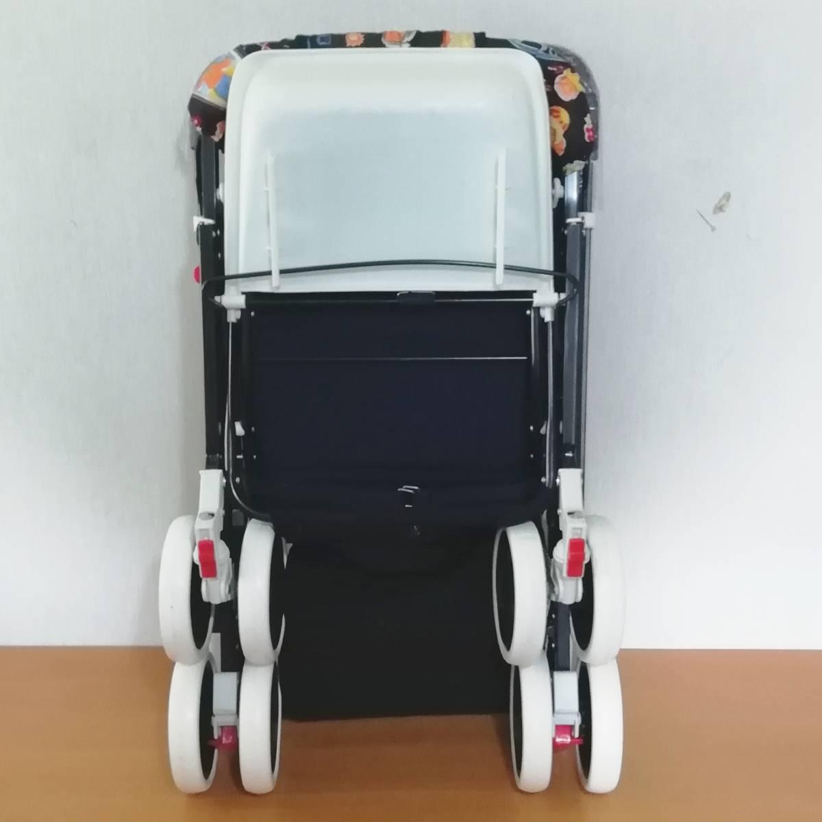 【アウトレット・未使用】B型ベビーカー 乳母車 (管理:N6) _画像5