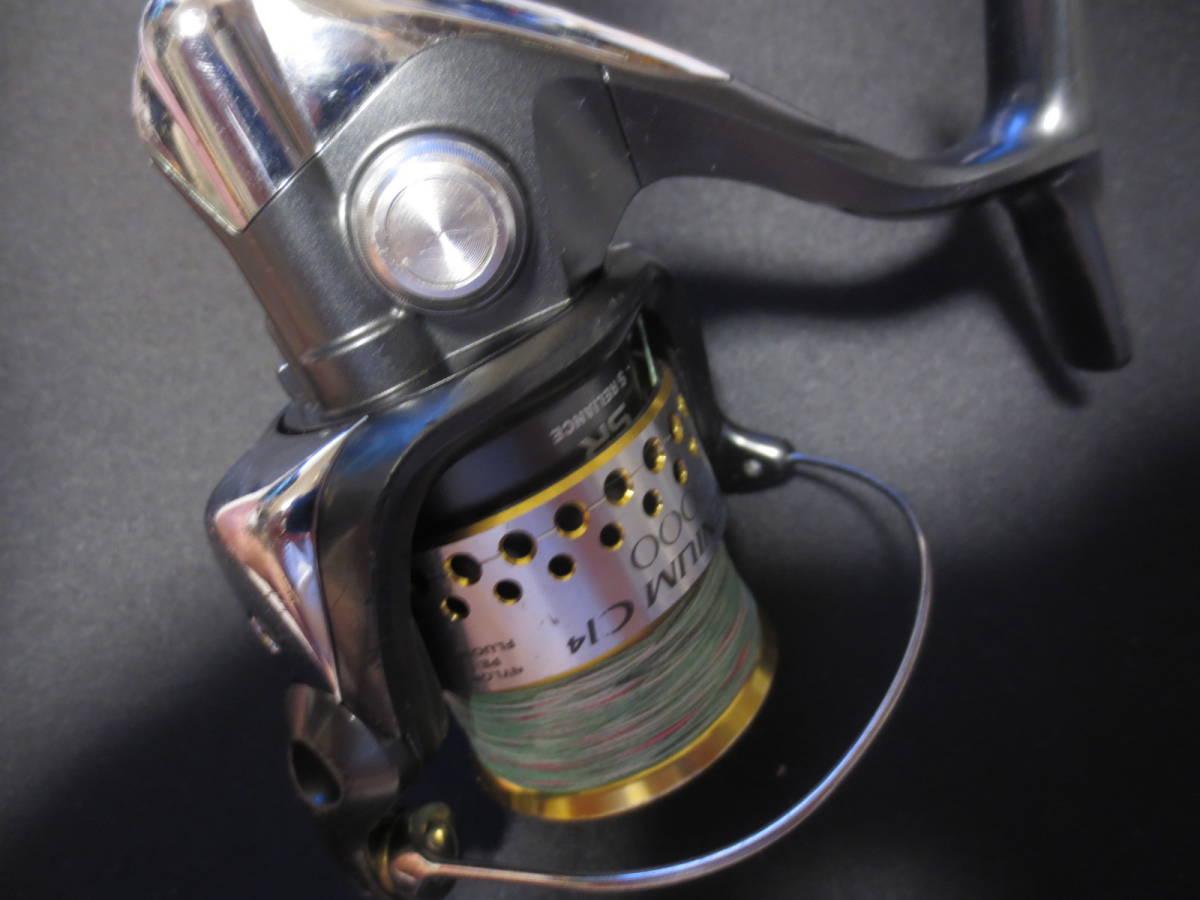 レアニウムCI4 C3000 ジャンク_画像5
