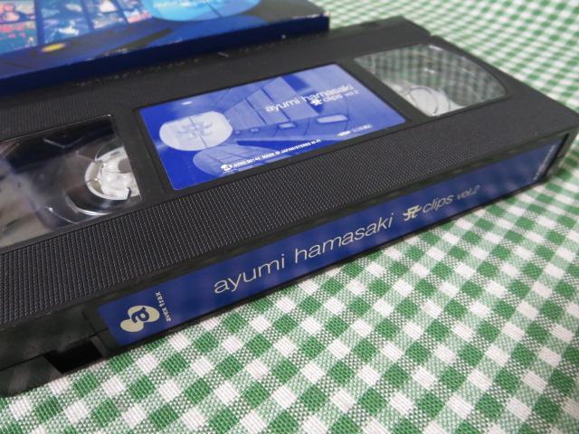 VHS A clips vol.2/浜崎あゆみ_画像2