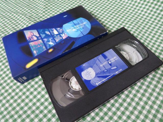 VHS A clips vol.2/浜崎あゆみ_画像1