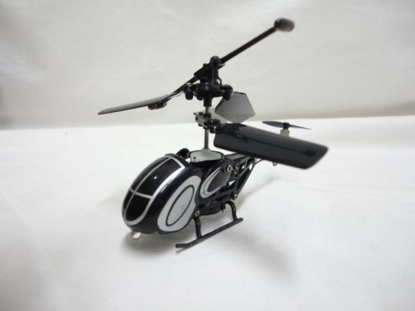 [31]★ 京商 EGG 3ch 赤外線ヘリコプター マイクロヘリ モスキート_画像5