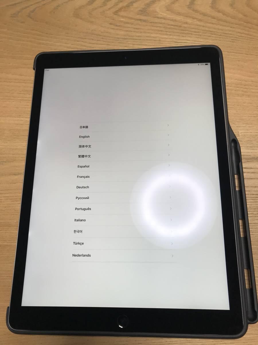Apple iPad Pro 12.9 (2017) Wi-Fi 256GB スペースグレイ_画像5