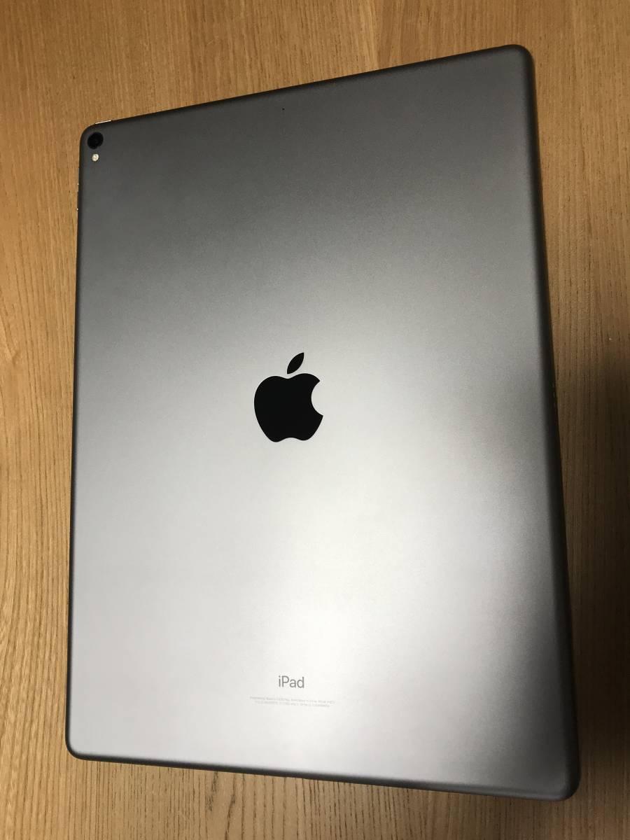Apple iPad Pro 12.9 (2017) Wi-Fi 256GB スペースグレイ_画像3