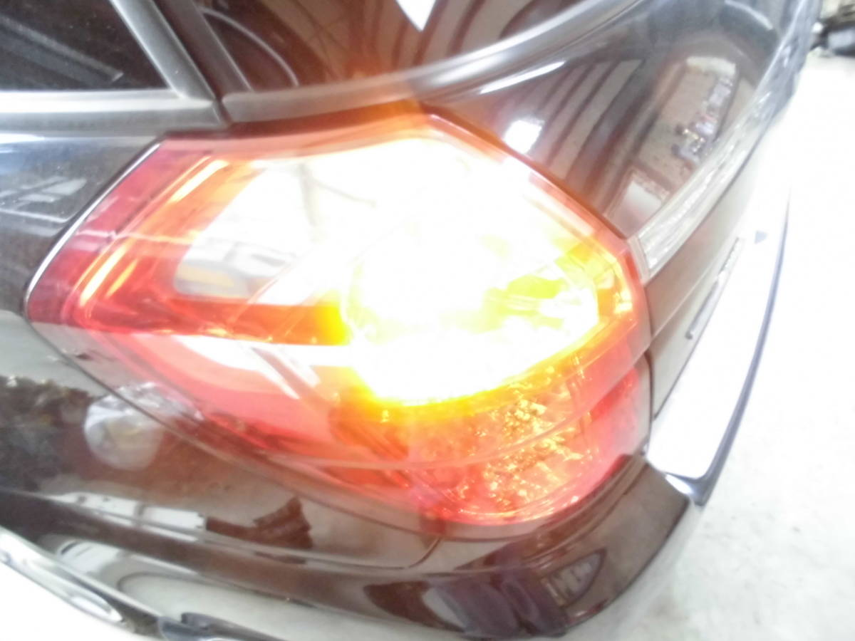 BP5レガシィ後期用社外LED後期タイプリヤテールライトセット_画像9