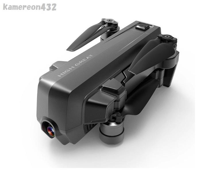 [Zerotech Hesper★スタンダード Ver.] WiFi FPV 4K HDカメラ GPS&VPS 折り畳み式 RC クアッドコプター ドローン_画像6