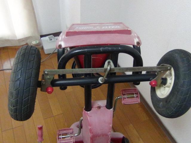 #88 ラジオフライヤー スピーディーペダルカー Radio Flyer Racer Pedal Car ラジオフライヤー_画像5