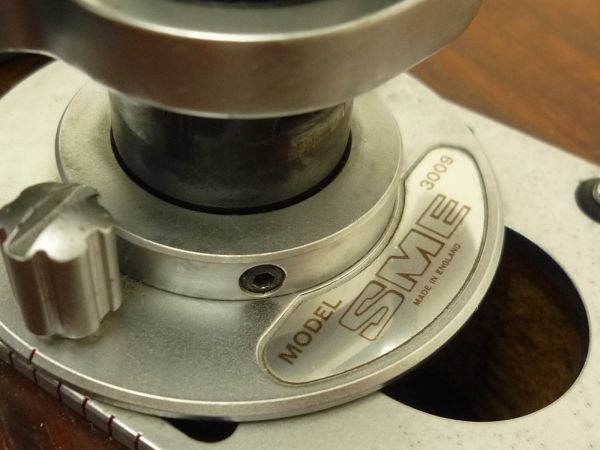 D276 TEAC ティアック TN-400 ダイレクトドライブ方式 ターンテーブル SME3009 アーム SHURE M75B SMEシェル・N_画像5