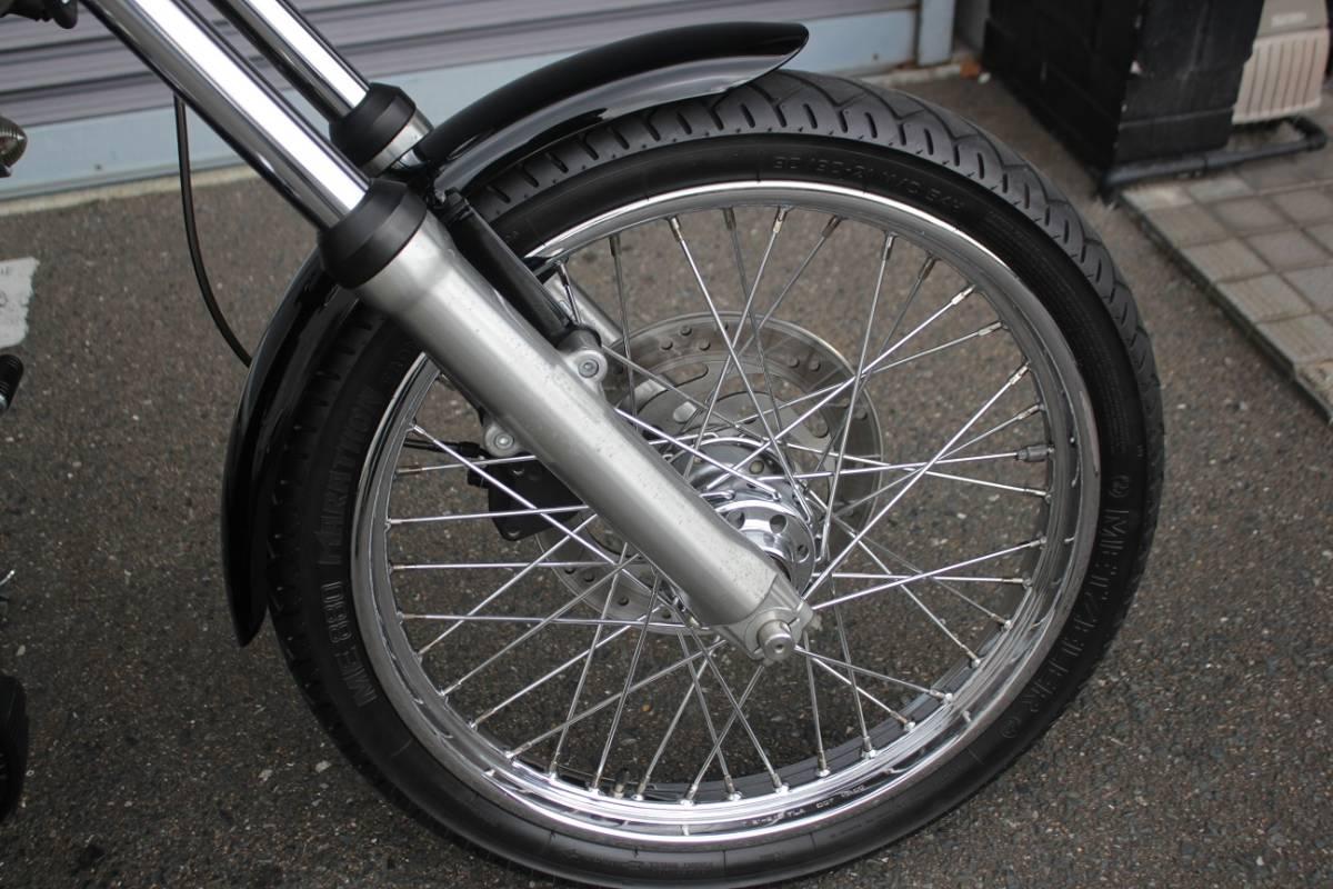タイヤ、ブレーキパット残量も十分あり