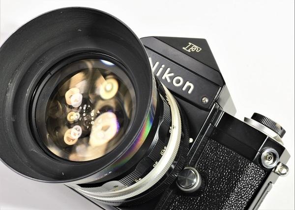 ガンアス 87 【 NIKON F ブラックボディ / 742万 】 フォトミック / NEW F