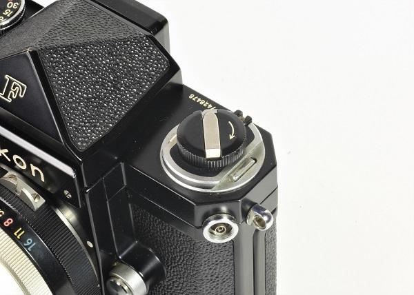 ガンアス 87 【 NIKON F ブラックボディ / 742万 】 フォトミック / NEW F_画像4