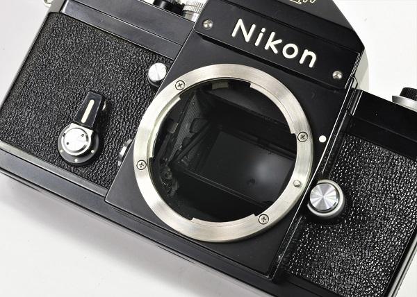 ガンアス 87 【 NIKON F ブラックボディ / 742万 】 フォトミック / NEW F_画像3