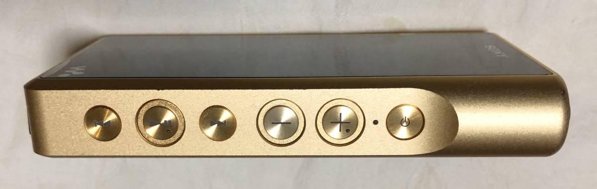 SONY digital music player NW-WM1Z、 MDR-Z1R_画像5