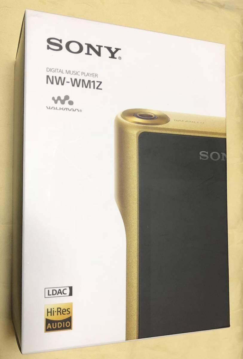 SONY digital music player NW-WM1Z、 MDR-Z1R_画像7