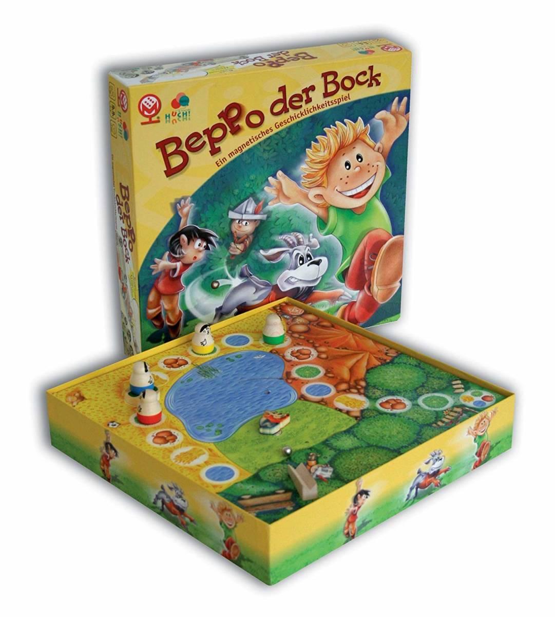 ■□ヤギのベッポ/Beppo der Bock ボードゲーム□■_画像7