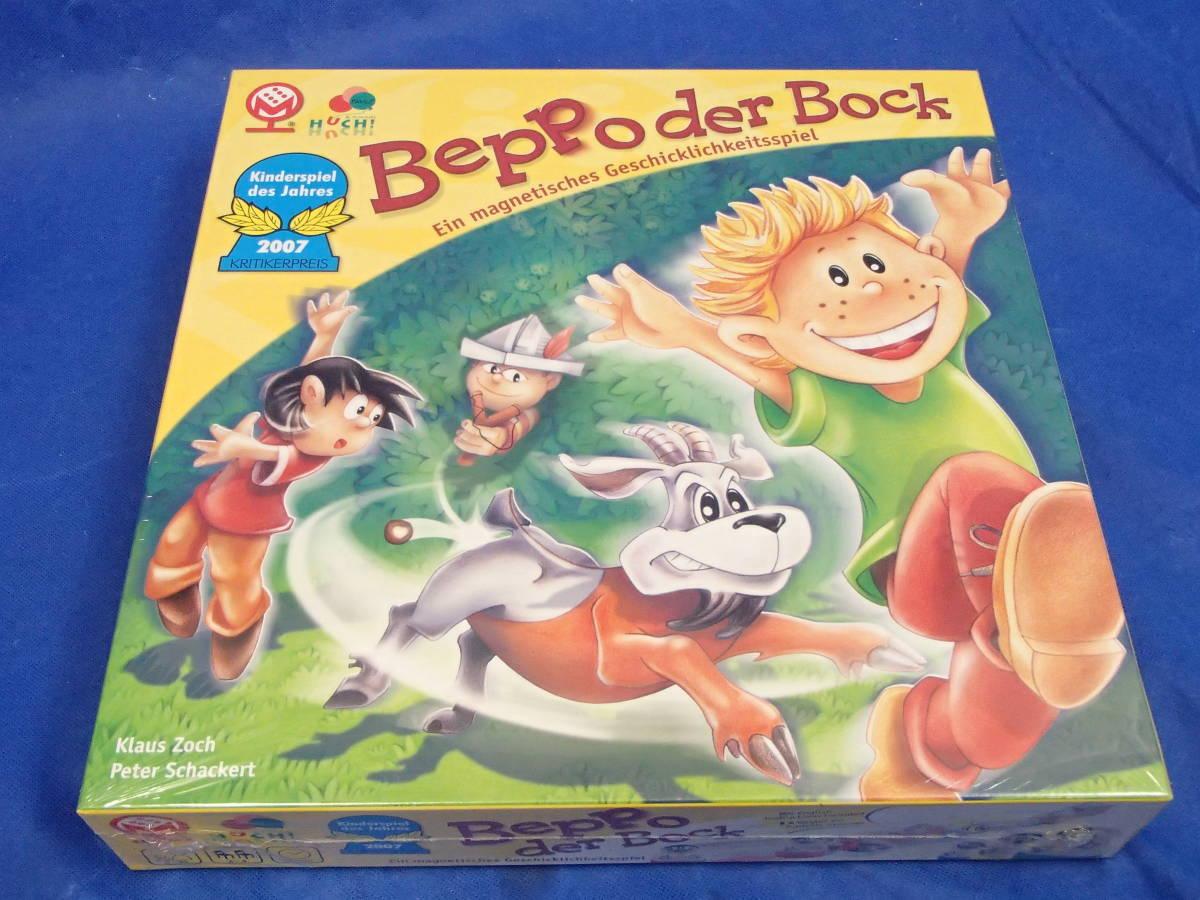 ■□ヤギのベッポ/Beppo der Bock ボードゲーム□■_画像1