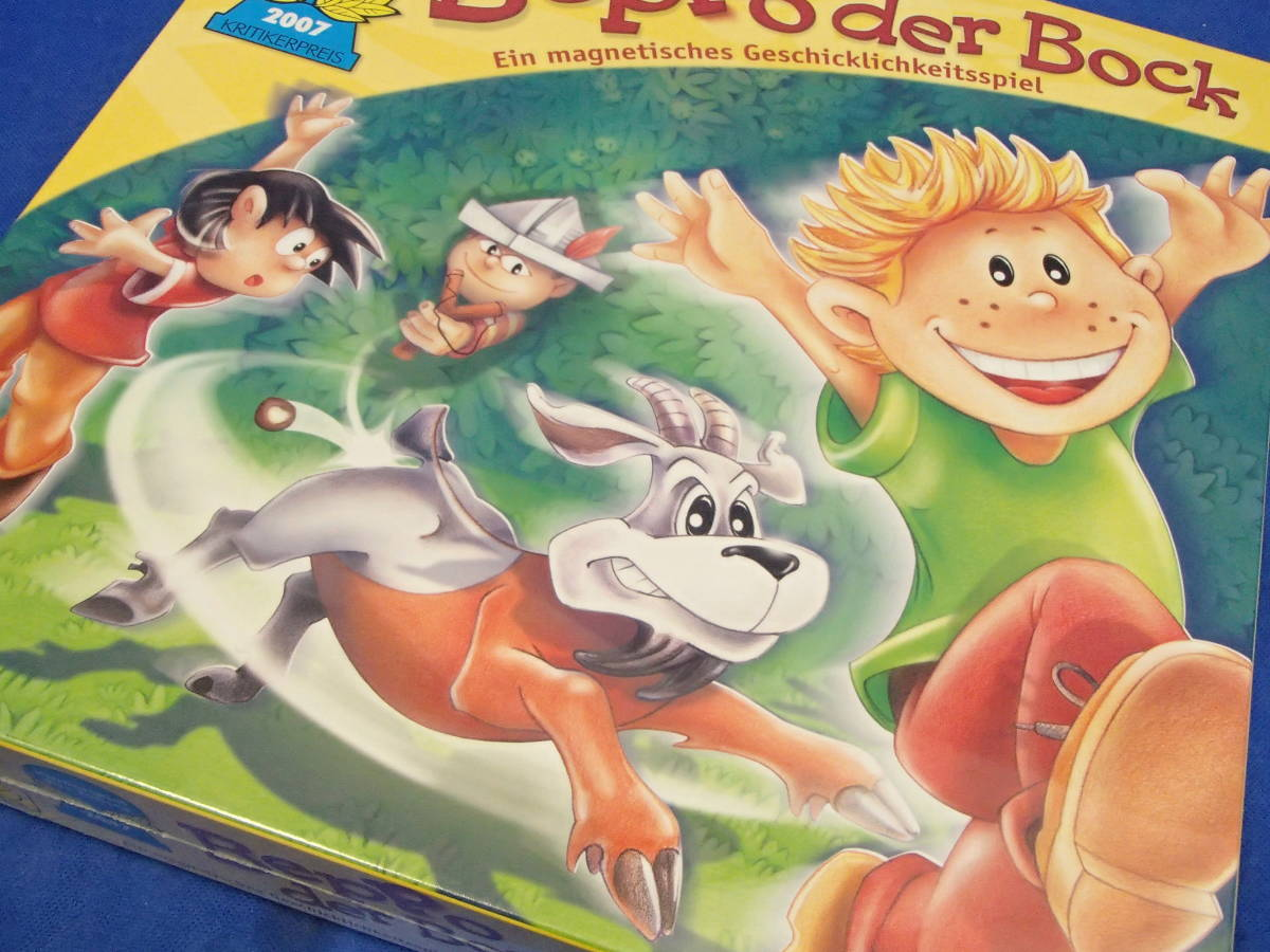 ■□ヤギのベッポ/Beppo der Bock ボードゲーム□■_画像2