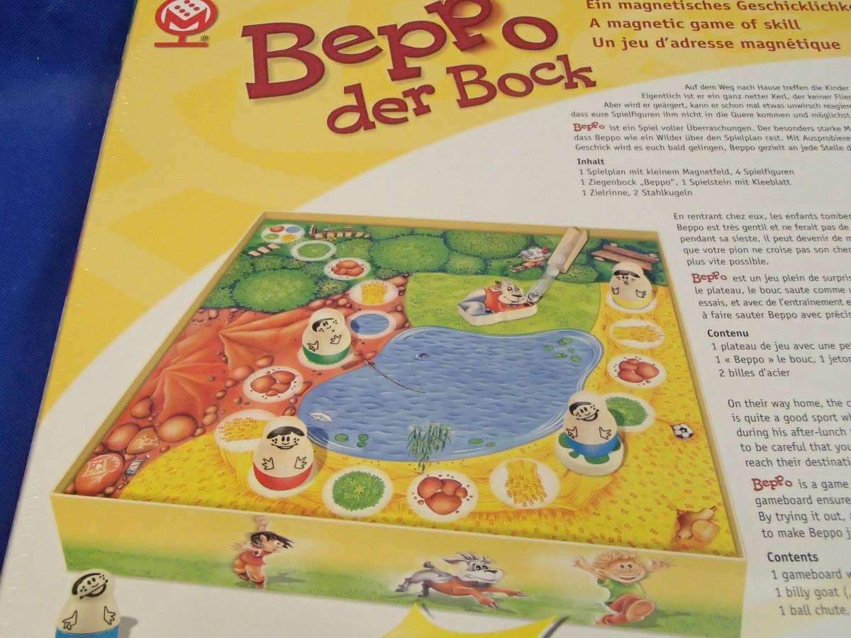 ■□ヤギのベッポ/Beppo der Bock ボードゲーム□■_画像5
