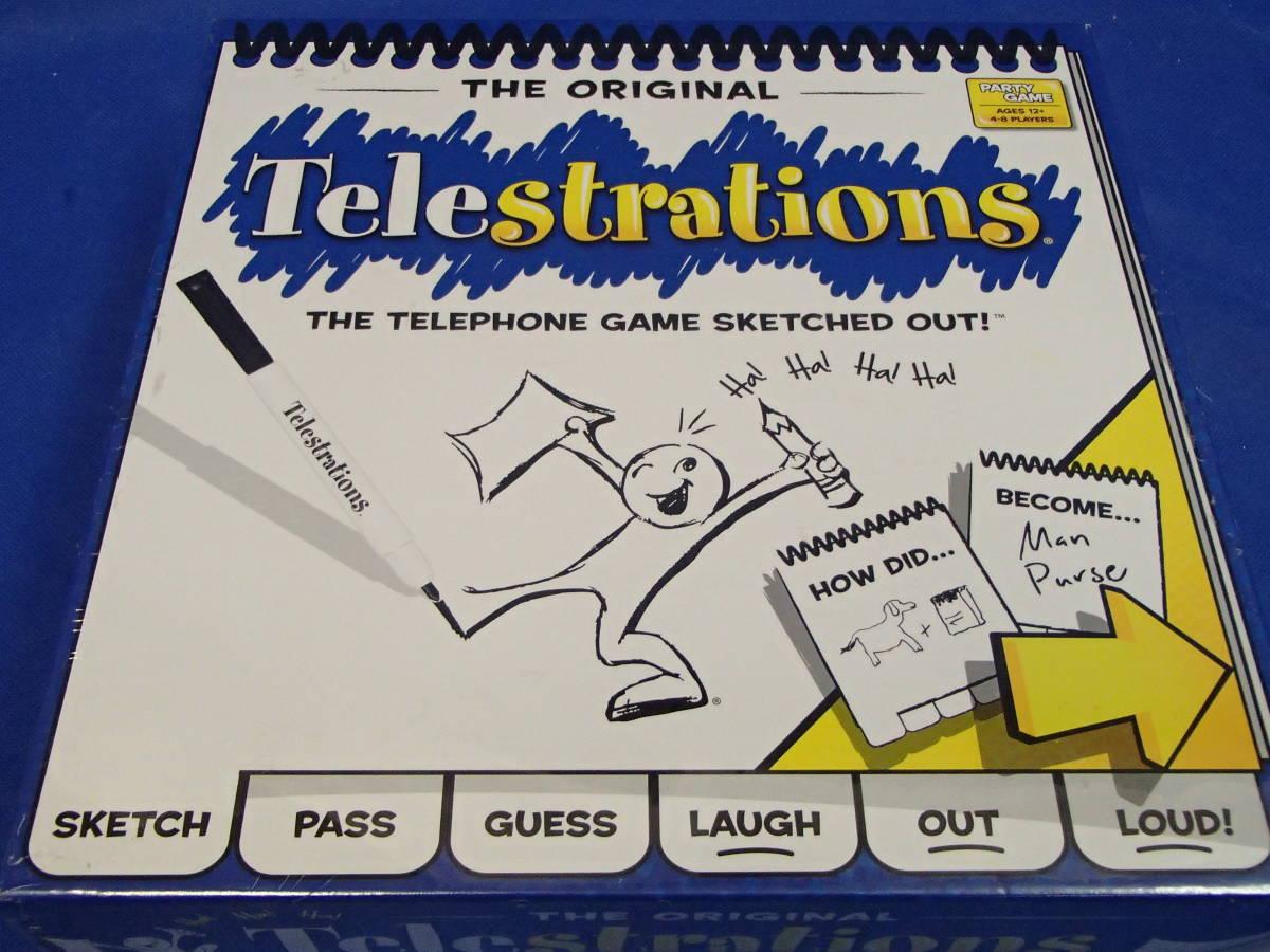 ■□テレストレーション Telestrations ボードゲーム□■