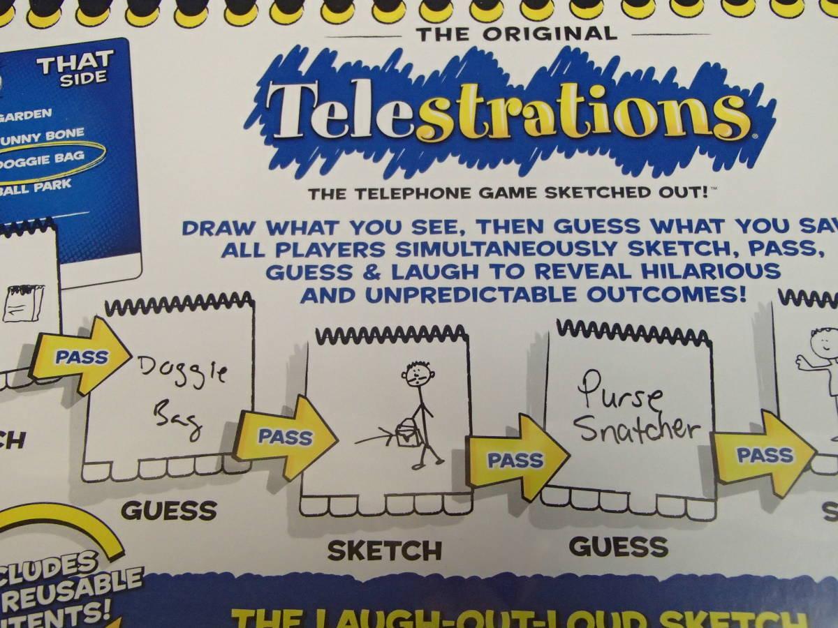 ■□テレストレーション Telestrations ボードゲーム□■_画像5