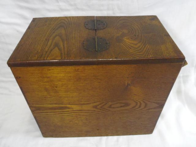 E33◇時代 裁縫箱 針箱◇小物入 小箪笥 小引き出し◇道具箱 和家具◇_画像6