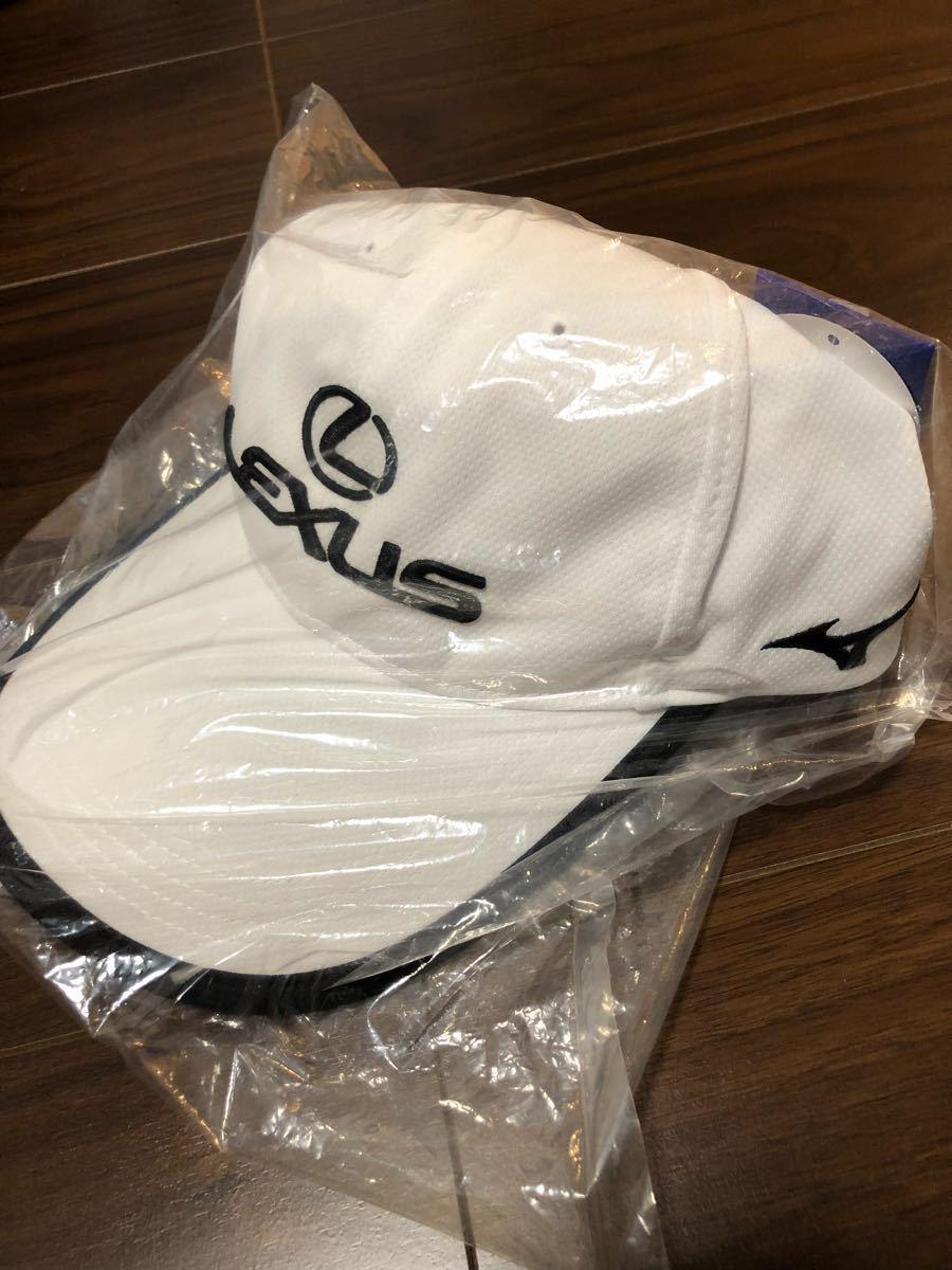 new goods limited goods  not for sale Mizuno MIZUNO Lexus original cap hat  hard- 33c56acf1a7