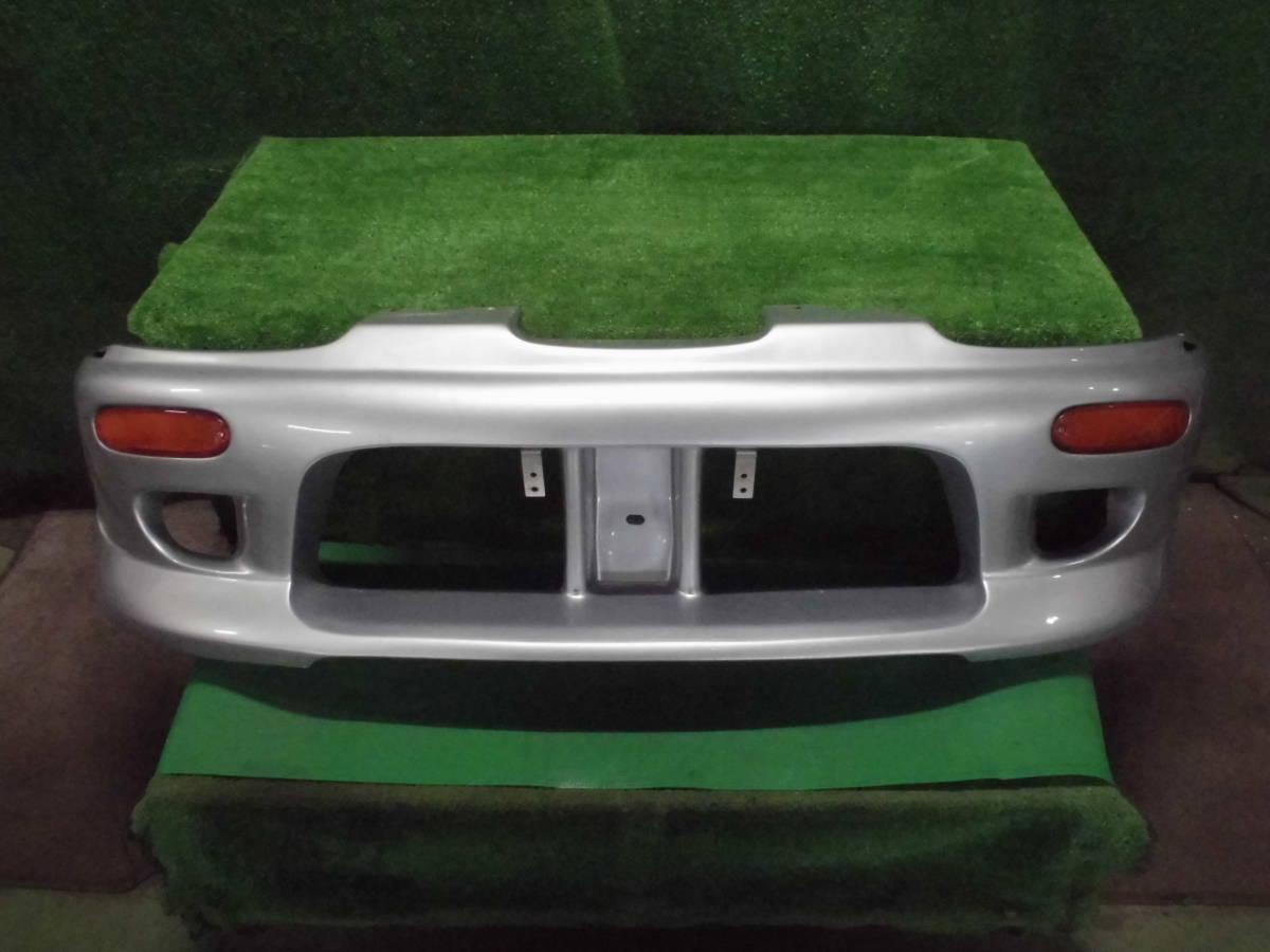 EA11R スズキ カプチーノ 社外 FRP製 エアロ フロントバンパー ウインカー付き