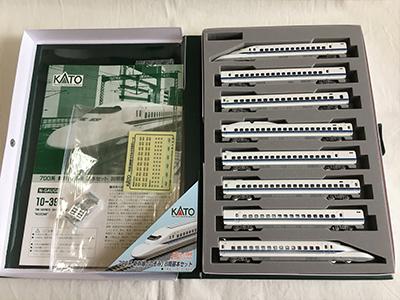☆KATO カトー 10-397 700系 新幹線 のぞみ 8両 基本セット