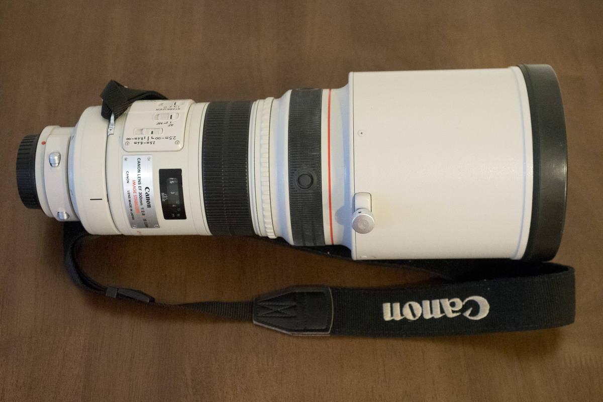 【中古】 Canon EF300mm F2.8L IS 望遠レンズ サンニッパ 格安スタート <売り切り!>
