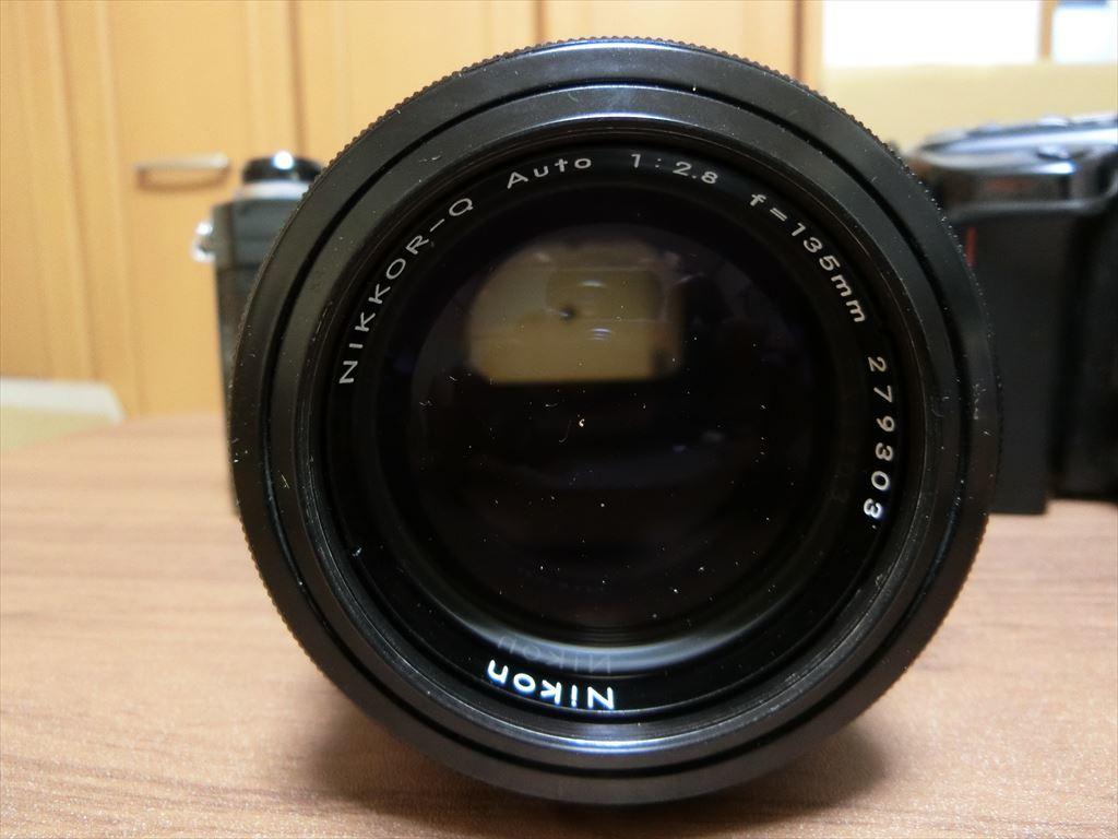 11 NIKON/ニコン F90 1:2.8 24mm/F 1:2.8 135mm/F-501 AF 35-105 カメラ3個セット_画像2