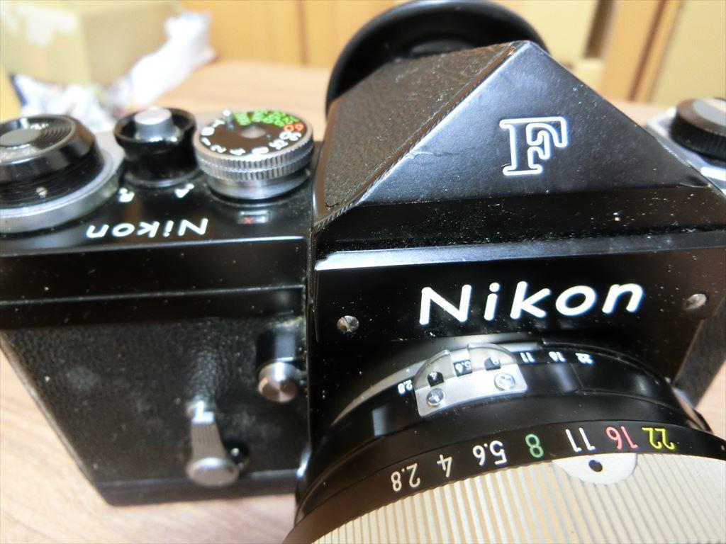 11 NIKON/ニコン F90 1:2.8 24mm/F 1:2.8 135mm/F-501 AF 35-105 カメラ3個セット_画像3