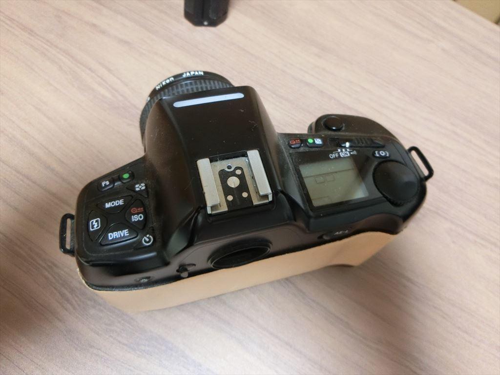 11 NIKON/ニコン F90 1:2.8 24mm/F 1:2.8 135mm/F-501 AF 35-105 カメラ3個セット_画像8