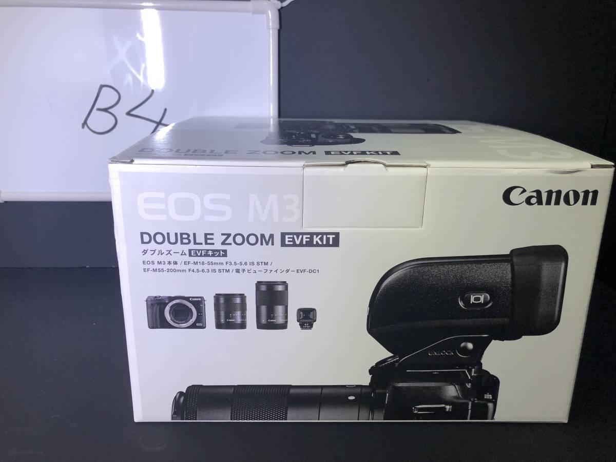 B4 Unused New Goods 1 Jpy Startcanon Mirrorless Single Lens Eos M3 Canon Kit Ii Ef M18 55 Is Stm Ampamp M55 200