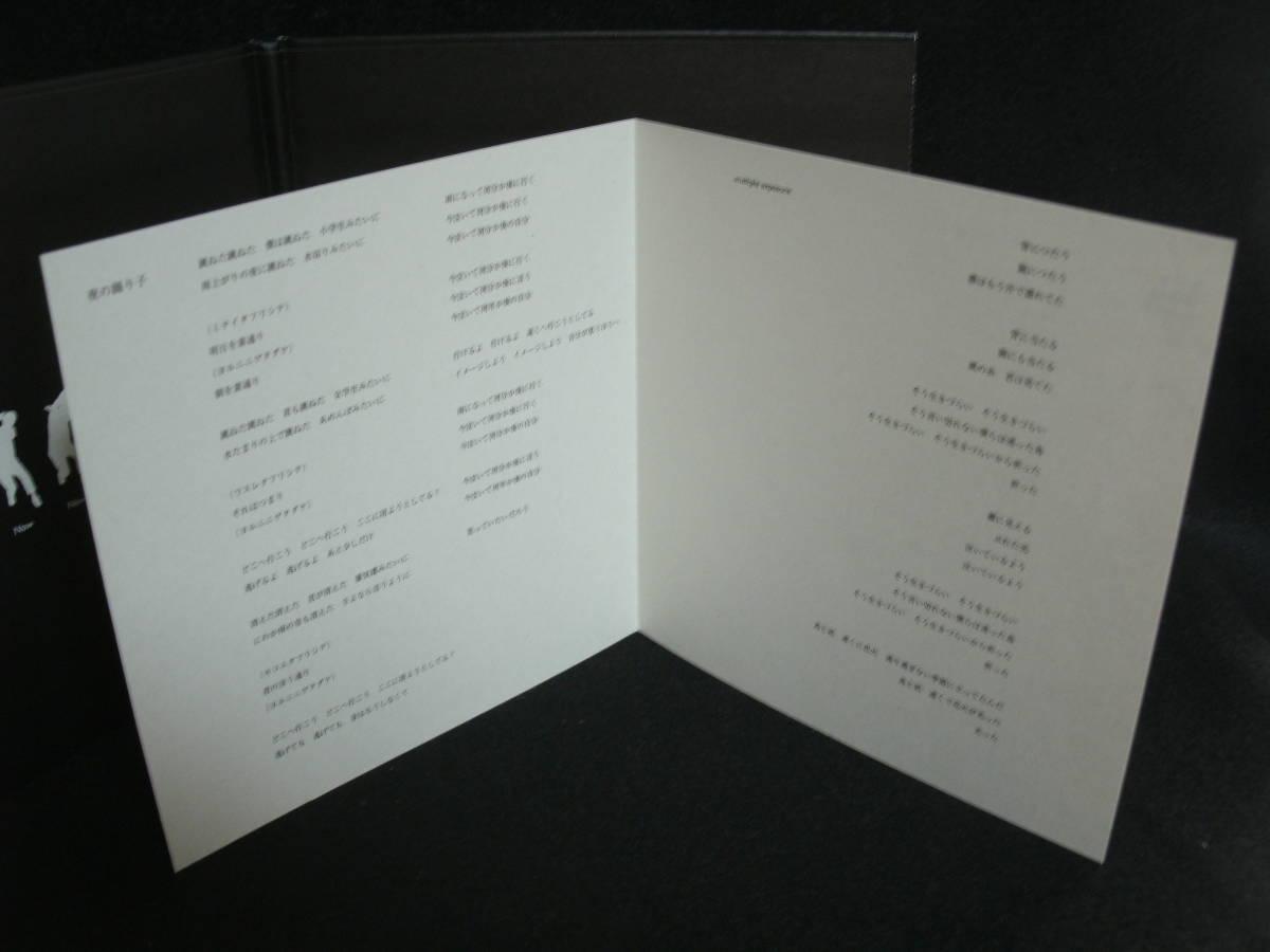 【中古CD】CD+DVD / サカナクション / 夜の踊り子 / multiple exposure /_画像7